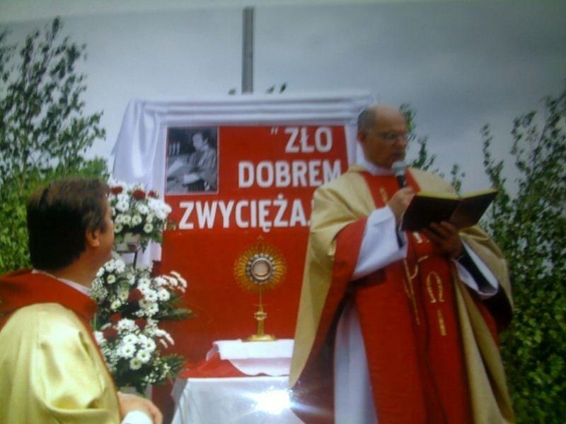 Eucharystia jest sercem Kościoła